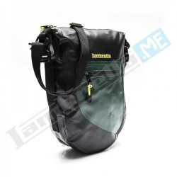 BORSELLO LAMBRETTA WATERPROOF - NERO/VERDE