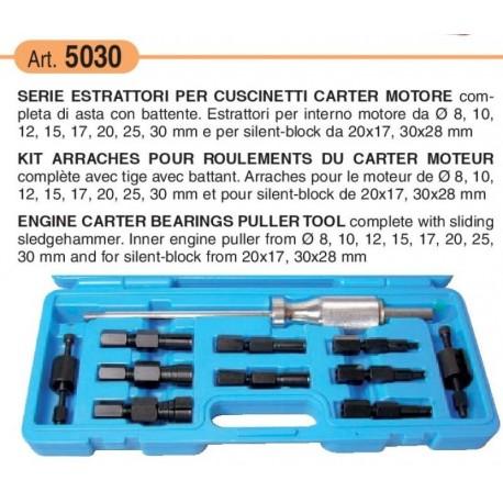 Serie estrattori per cuscinetti carter motore