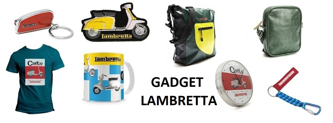 Gadget LAMBRETTA